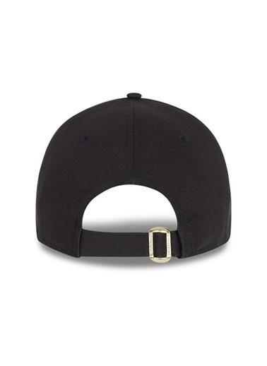 New Era New Era Erkek Siyah Şapka Siyah